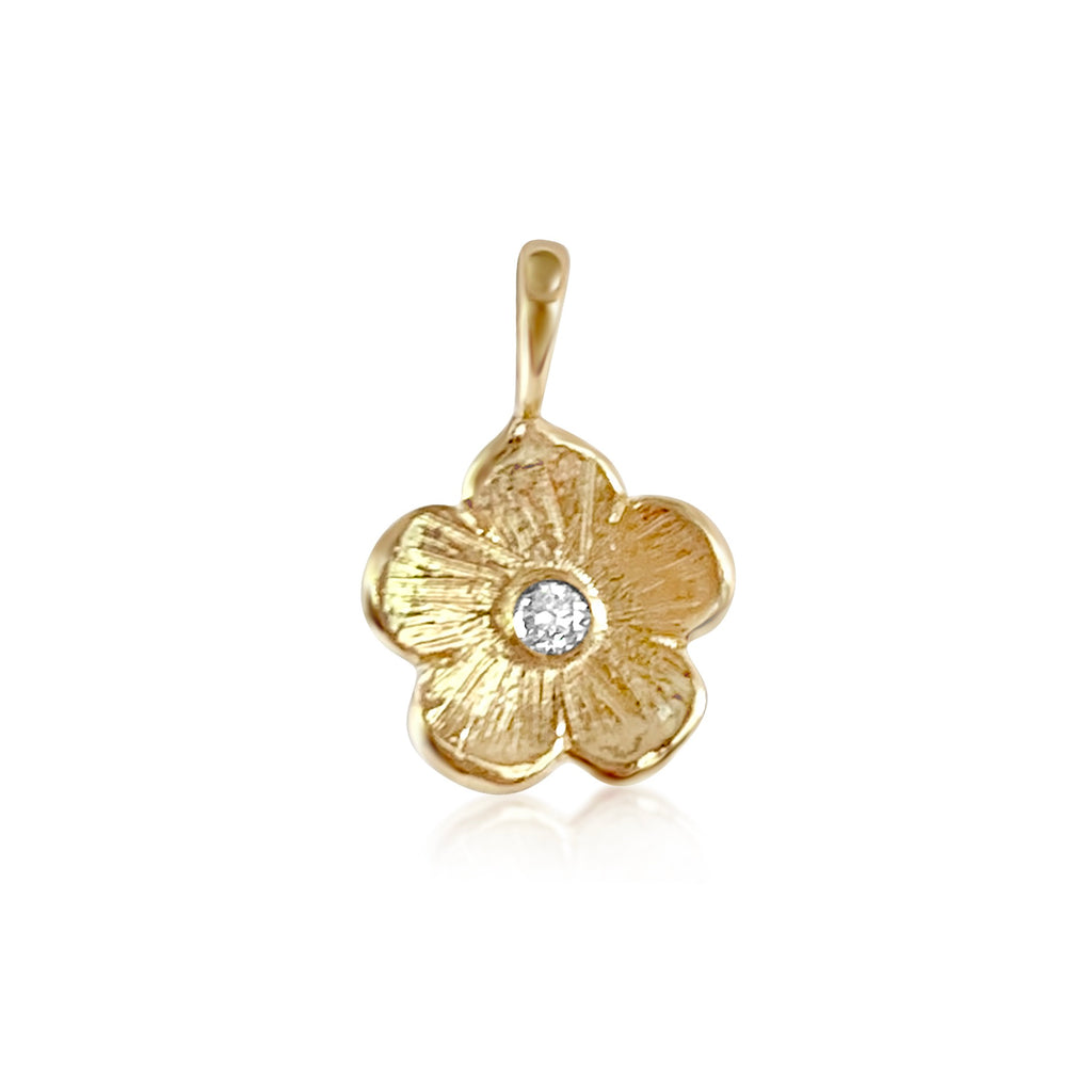 Petunia Diamond Charm - Lauren Sigman Collection