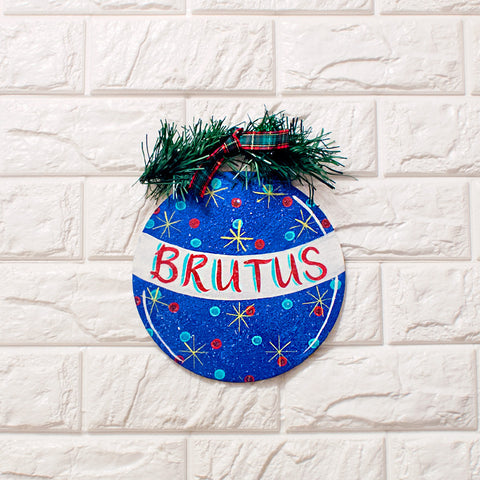 Brutus Christmas Ball - www.boobaloo.com