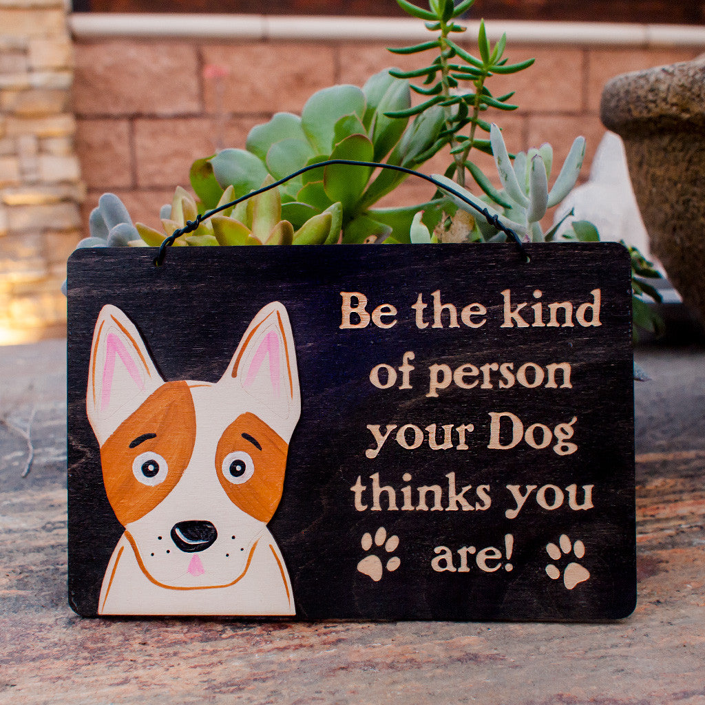 Be The Kind Of Person Your Dog Thinks You Are! - www.boobaloo.com