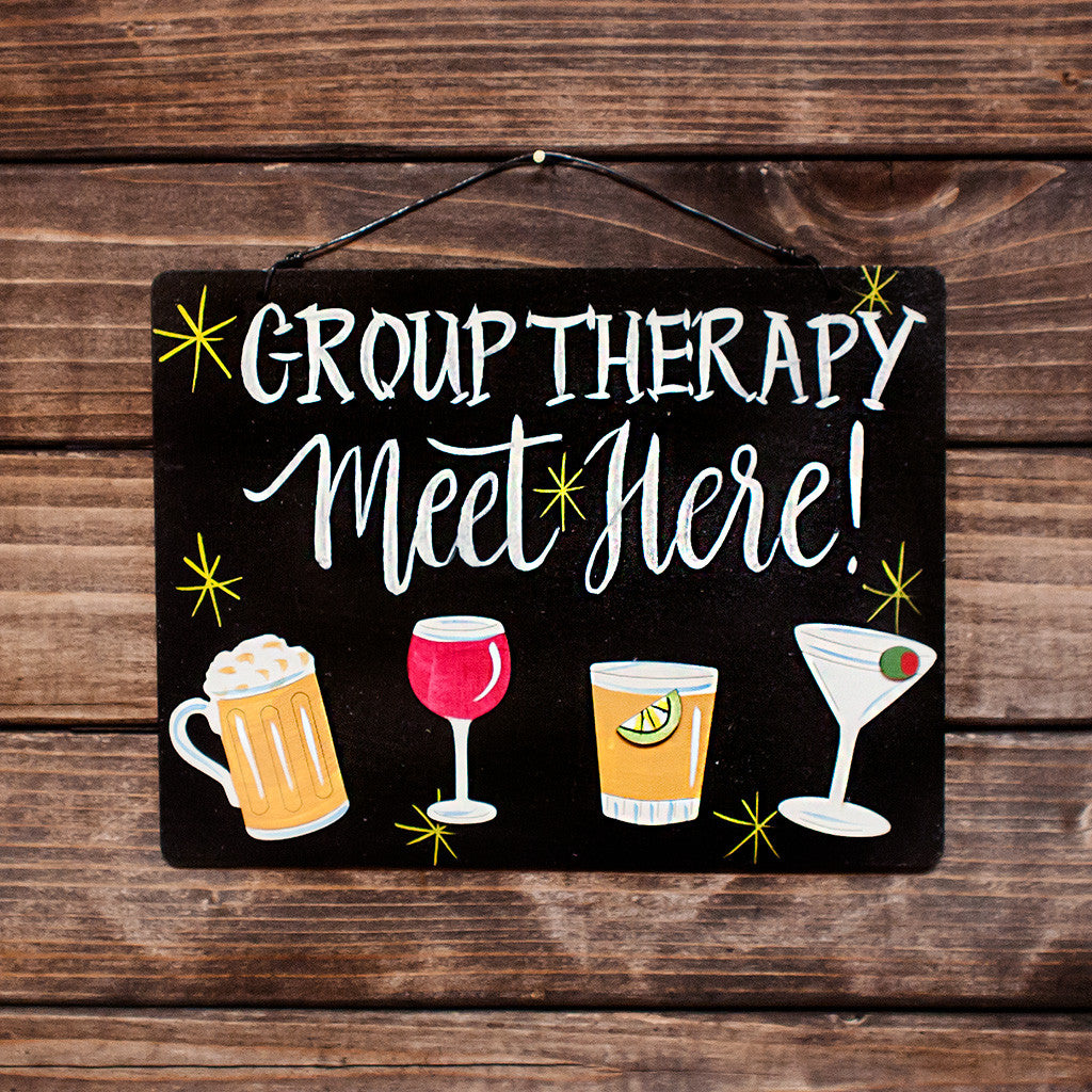 Group Therapy Meet Here! - www.boobaloo.com