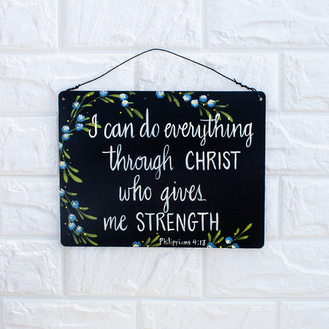 I Can Do Everything Through Christ - www.boobaloo.com