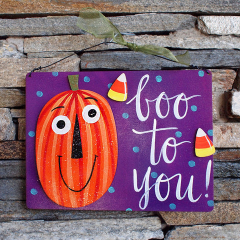 Boo To You - www.boobaloo.com
