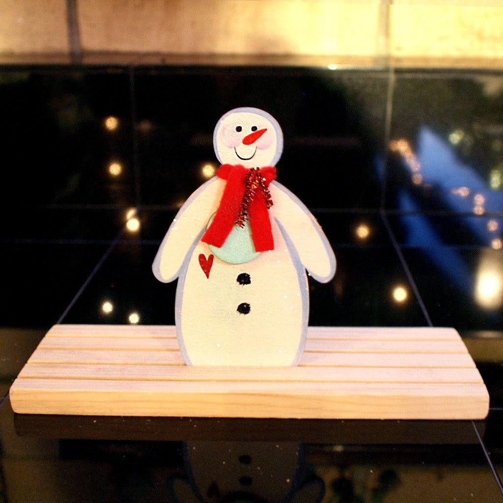 Snowman Daughter for Snowmen Family Set - www.boobaloo.com
