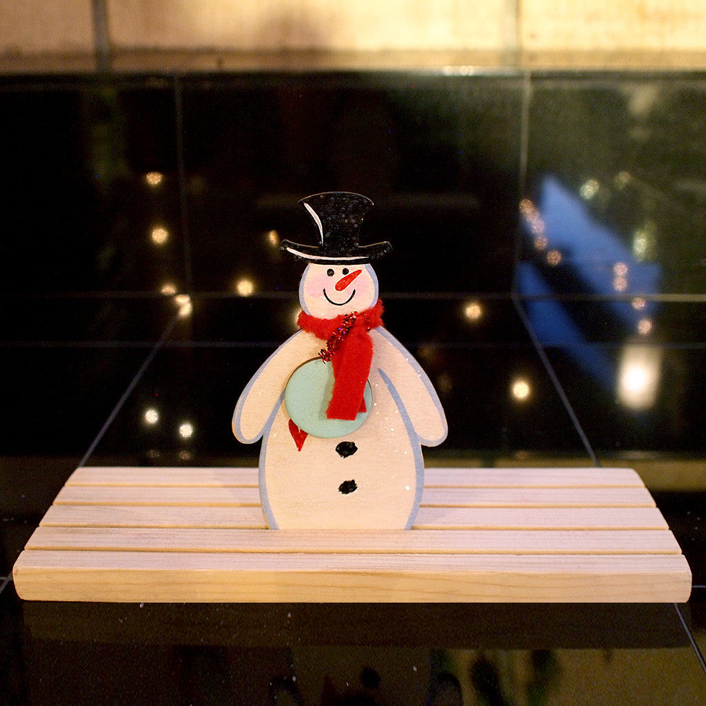 Snowman Grandson for Snowmen Family Set - www.boobaloo.com