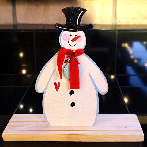 Snowman Papa for Snowmen Family Set - www.boobaloo.com
