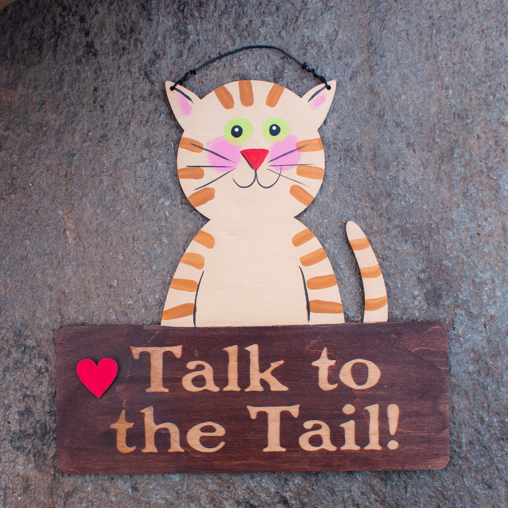 Talk to the Tail! - www.boobaloo.com