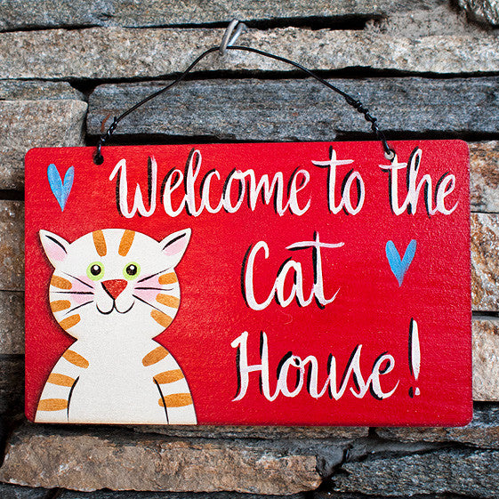 Welcome To The Cat House! - www.boobaloo.com