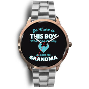 So There Is This Boy - Grandma Watch