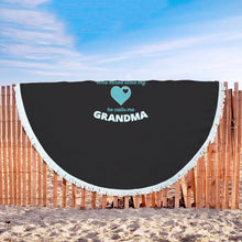 Load image into Gallery viewer, So There Is This Boy - Grandma Beach Blanket