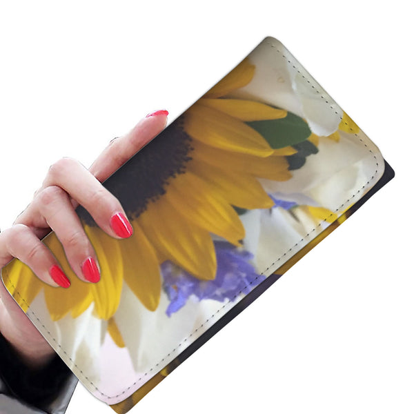 Mama's Sunflower Wallet