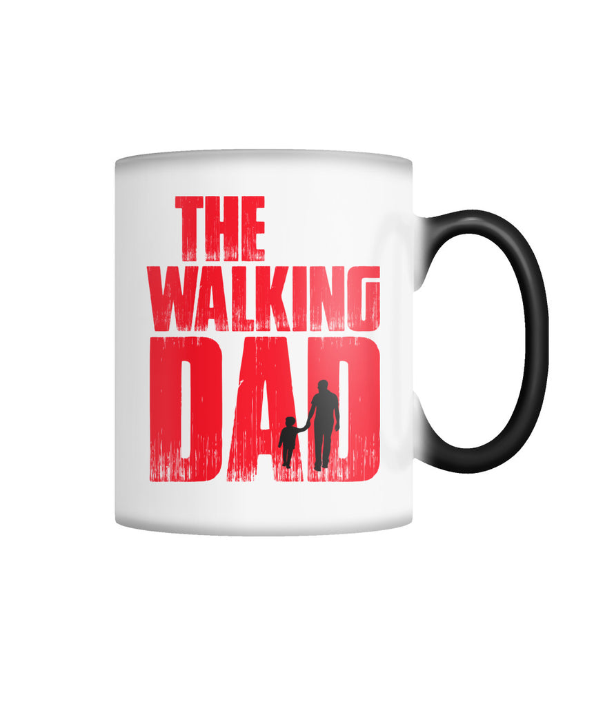 The Walking Dad - Color Change Mug Color Changing Mug