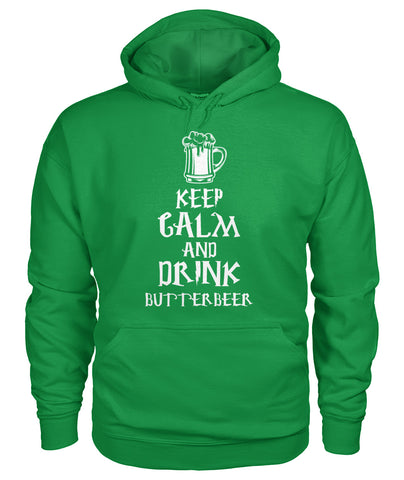 Keep Calm And Drink Butterbeer