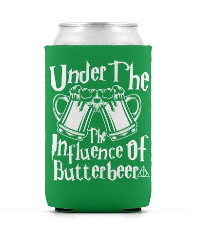 Under Influence of Butterbeer Can Cozy