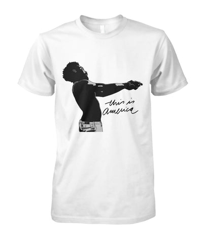 This Is America Unisex Tshirt