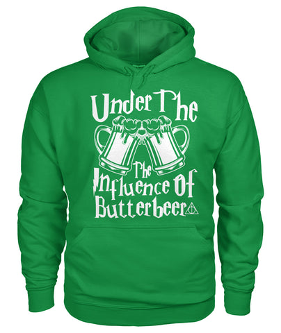 Influenced By The Butterbeer - Harry Potter
