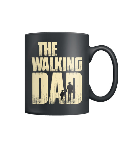 The Walking Dad Mug Color Coffee Mug