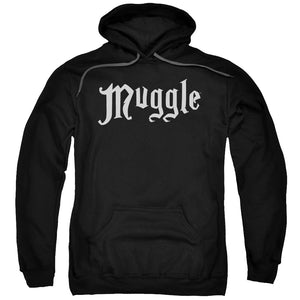 Harry Potter - Muggle Adult Pull Over Hoodie
