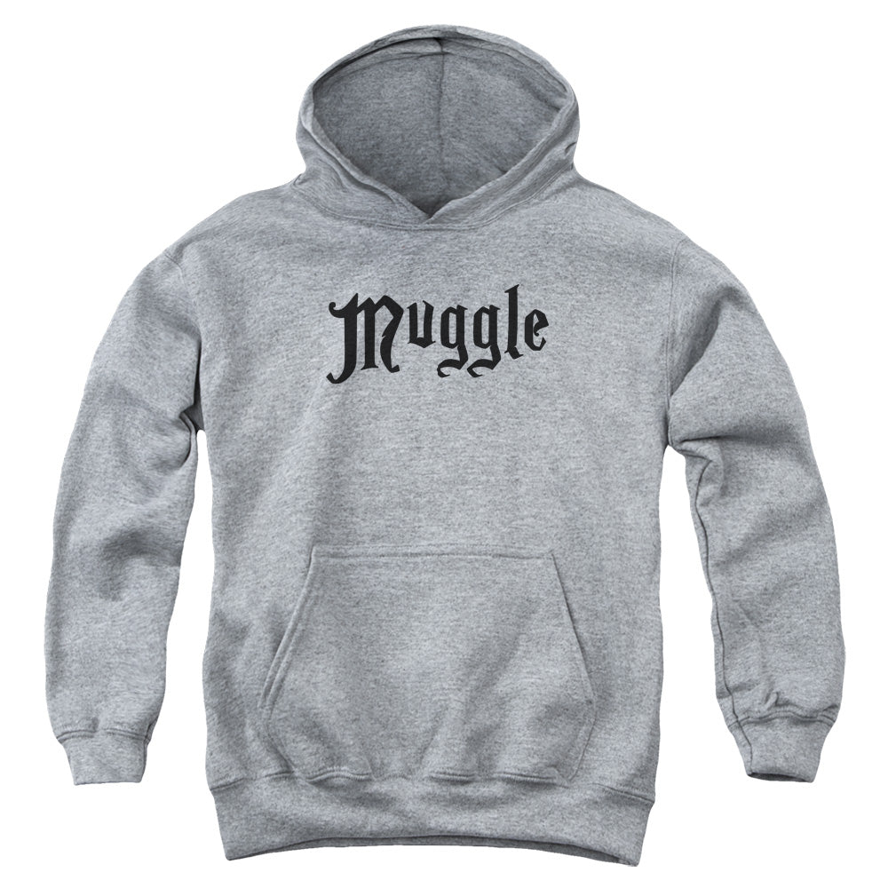 Harry Potter - Muggle Youth Pull Over Hoodie