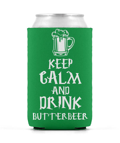 Keep Calm Beer Can Cozy
