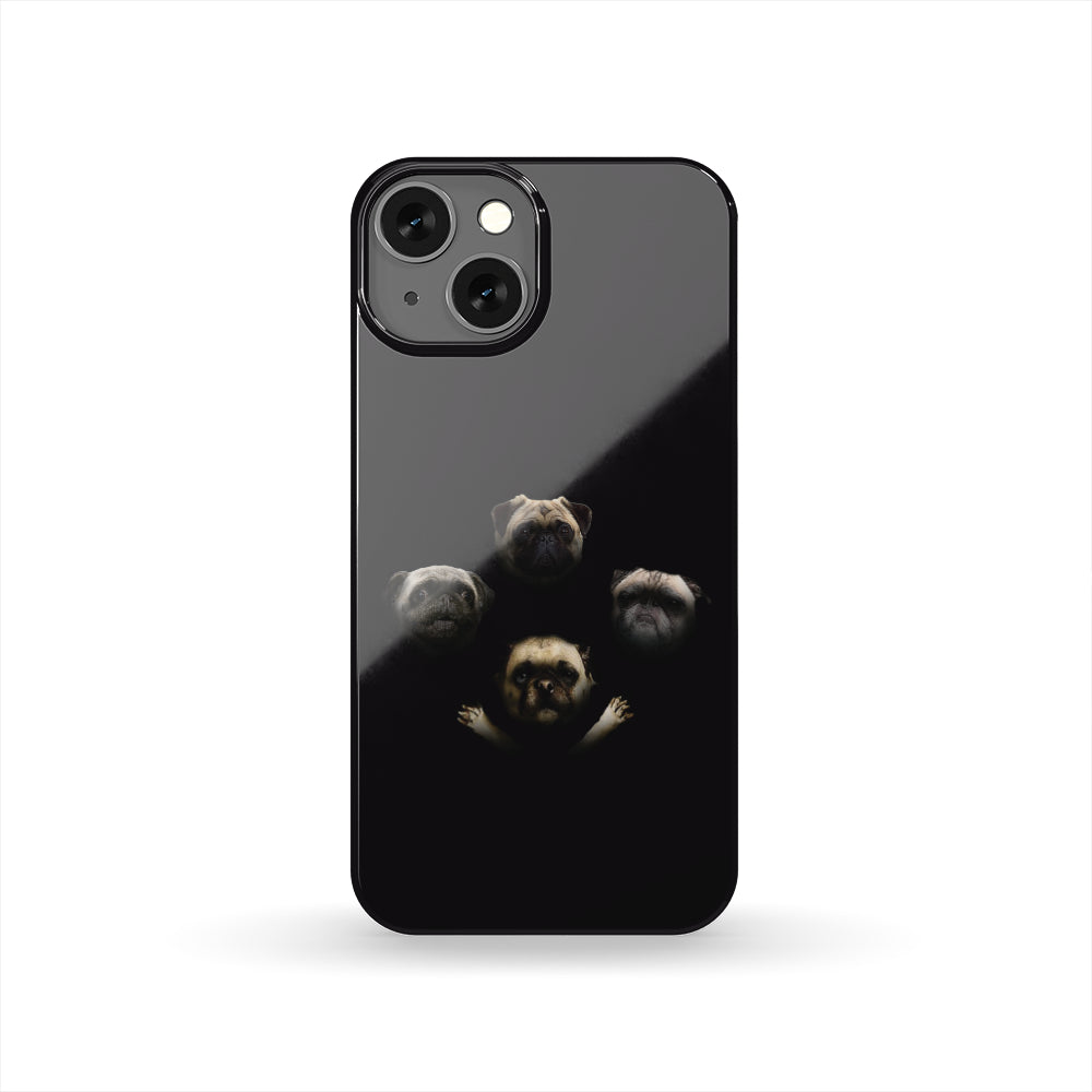 Rhapsody Real Pug Phone Case