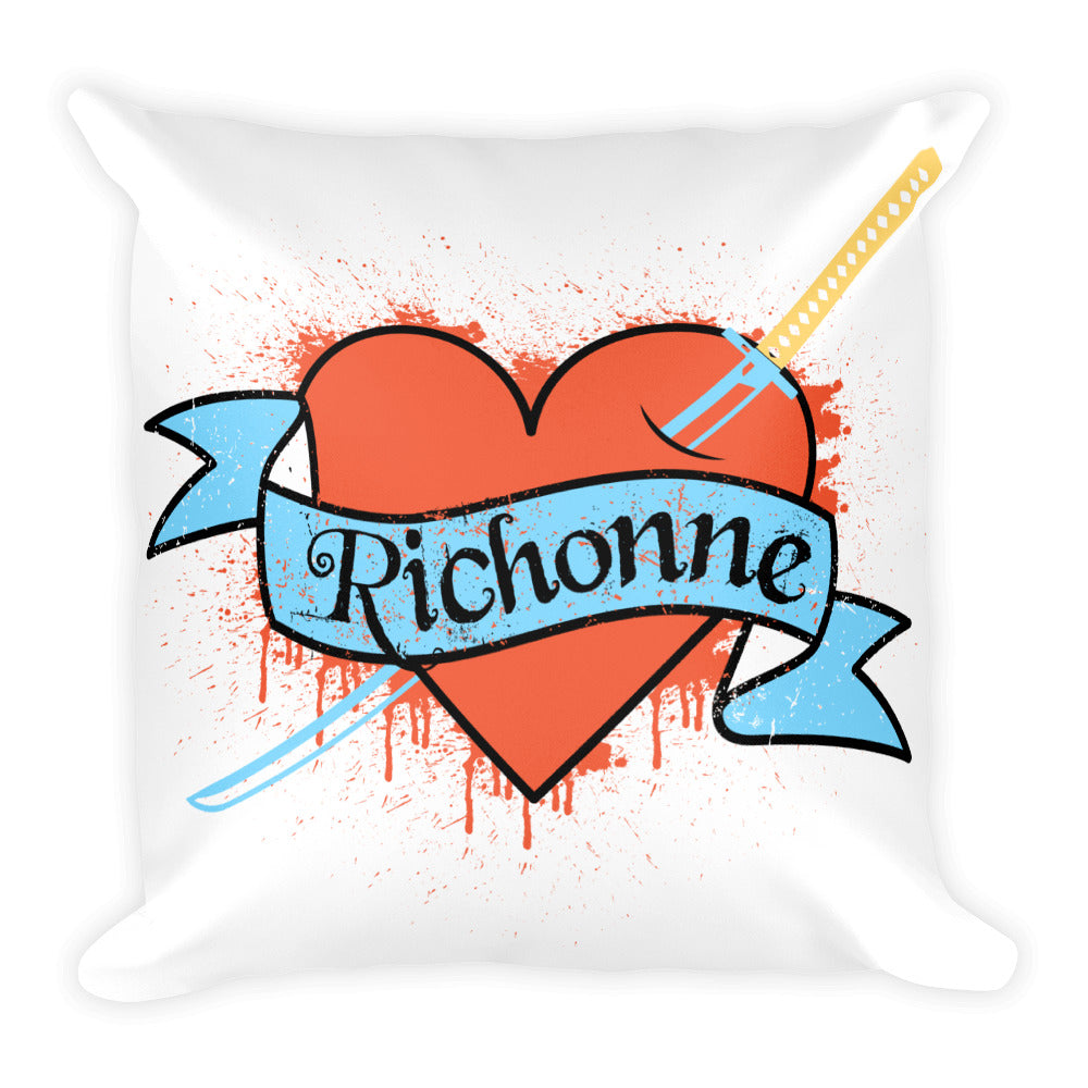 Richonne Square Pillow