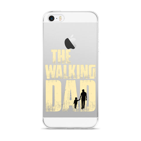 Walking Dad iPhone 6/6s, 6/6s Plus Case