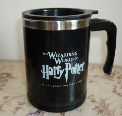 Magical Self-Stirring Mug Cup