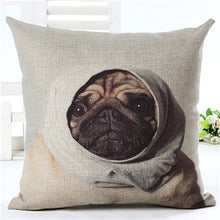 Load image into Gallery viewer, PUG LIFE Pillow Cases