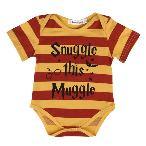 Snuggle This Muggle Harry Potter Onesie - LIMITED TIME DISCOUNT