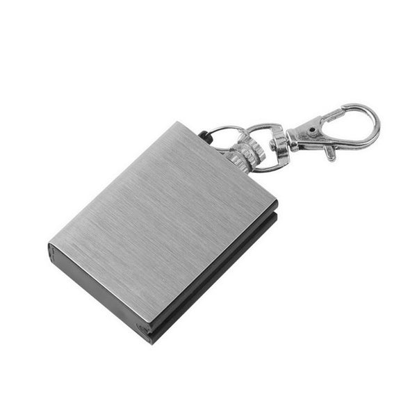 Rain Proof Survival Fire Starter Lighter with Keychain Ring