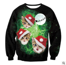 Load image into Gallery viewer, Ugly Christmas Funny Sweater