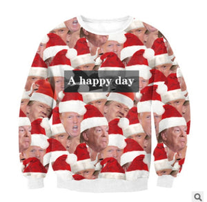 Ugly Christmas Funny Sweater