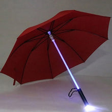 Load image into Gallery viewer, LED Light Saber Umbrella