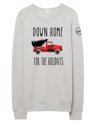 "Limited Edition ""Down Home for the Holidays"" Sweatshirt"