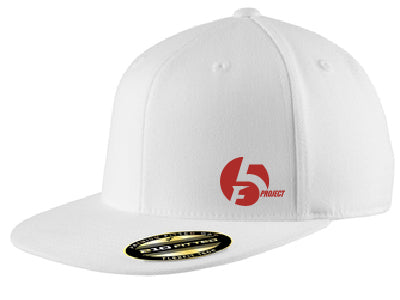 F5 Flexfit Flat Bill Hat