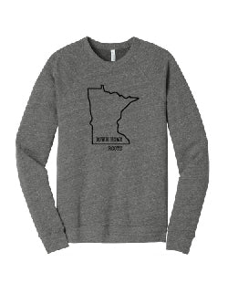 MN Down Home Roots Crewneck Sweatshirt