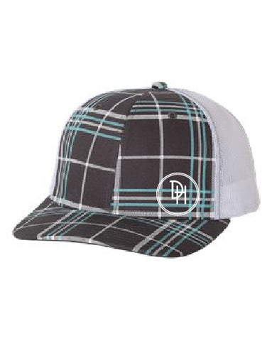 Down Home Patterned Snapback Cap