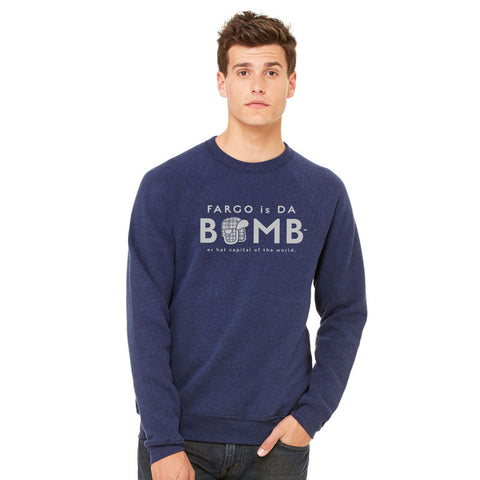 Fargo is Da Bomb-er Sweatshirt