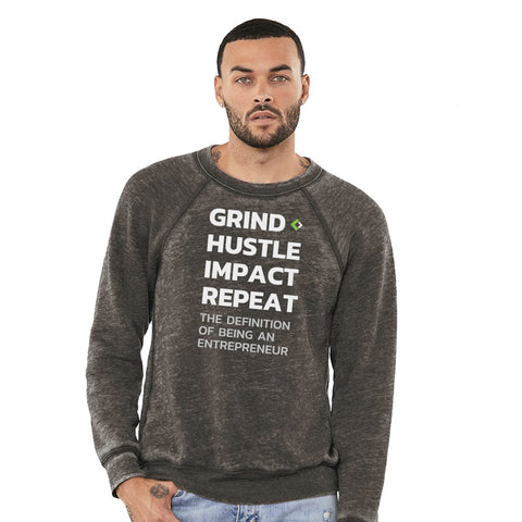 Grind Hustle Impact Repeat Sweatshirt