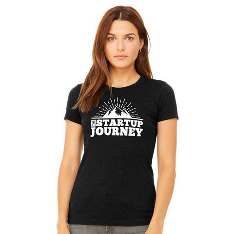 The Startup Journey Ladies Tee