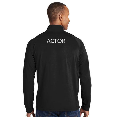 Oak Grove Theatre Arts Black Quarter-Zip