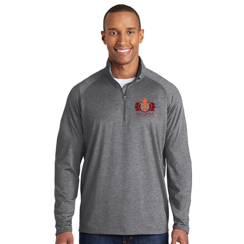 Oak Grove Theatre Arts Grey Quarter-Zip