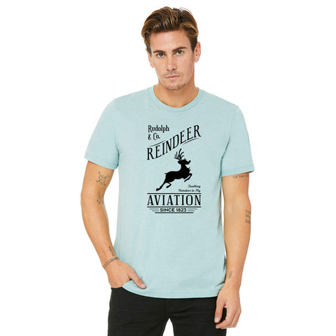 Reindeer Aviation Tee