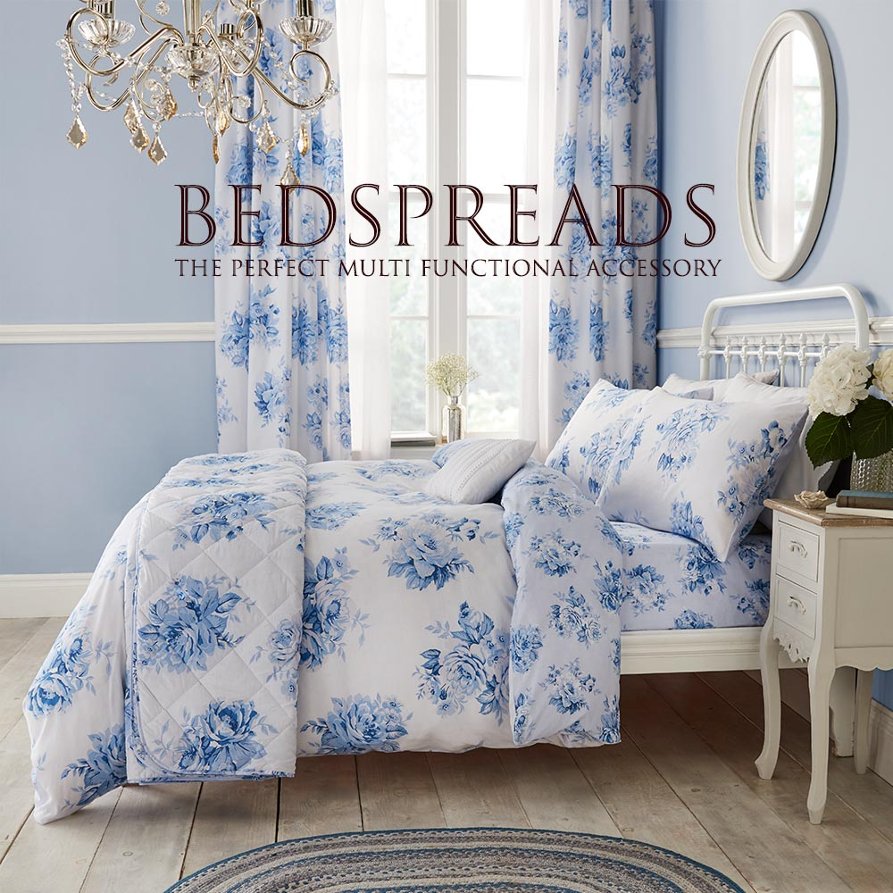 Bedspreads - The Perfect Multi Functional Accessory