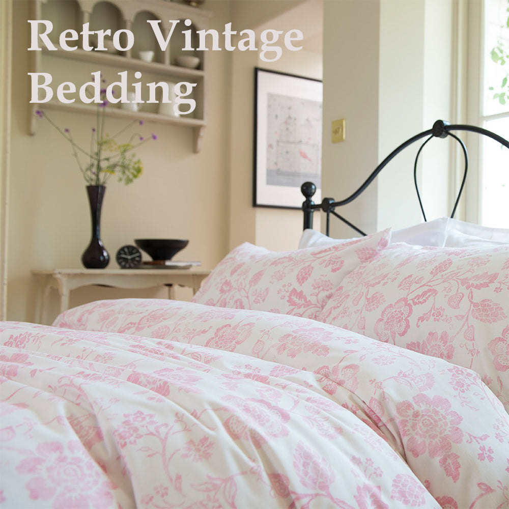 Retro Vintage Bedding