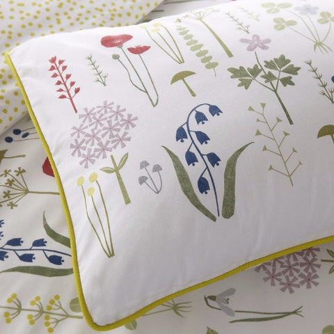 Wild Flower Field Trip 100% Cotton Quilt Cover and Pillowcase