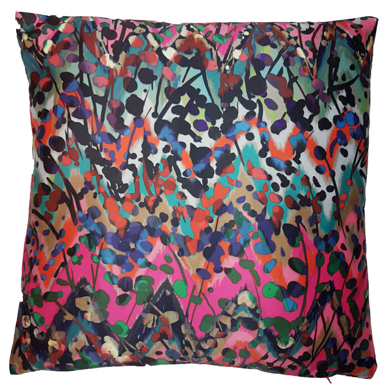 One Of A Kind Florence Abstract 43x43cm Cushion