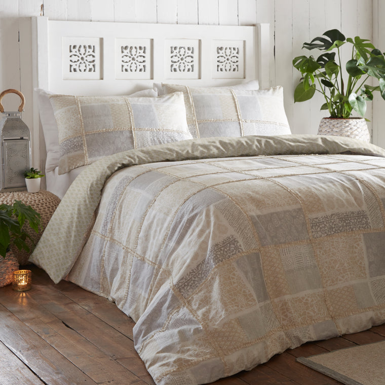 Surat Natural Duvet Cover Set