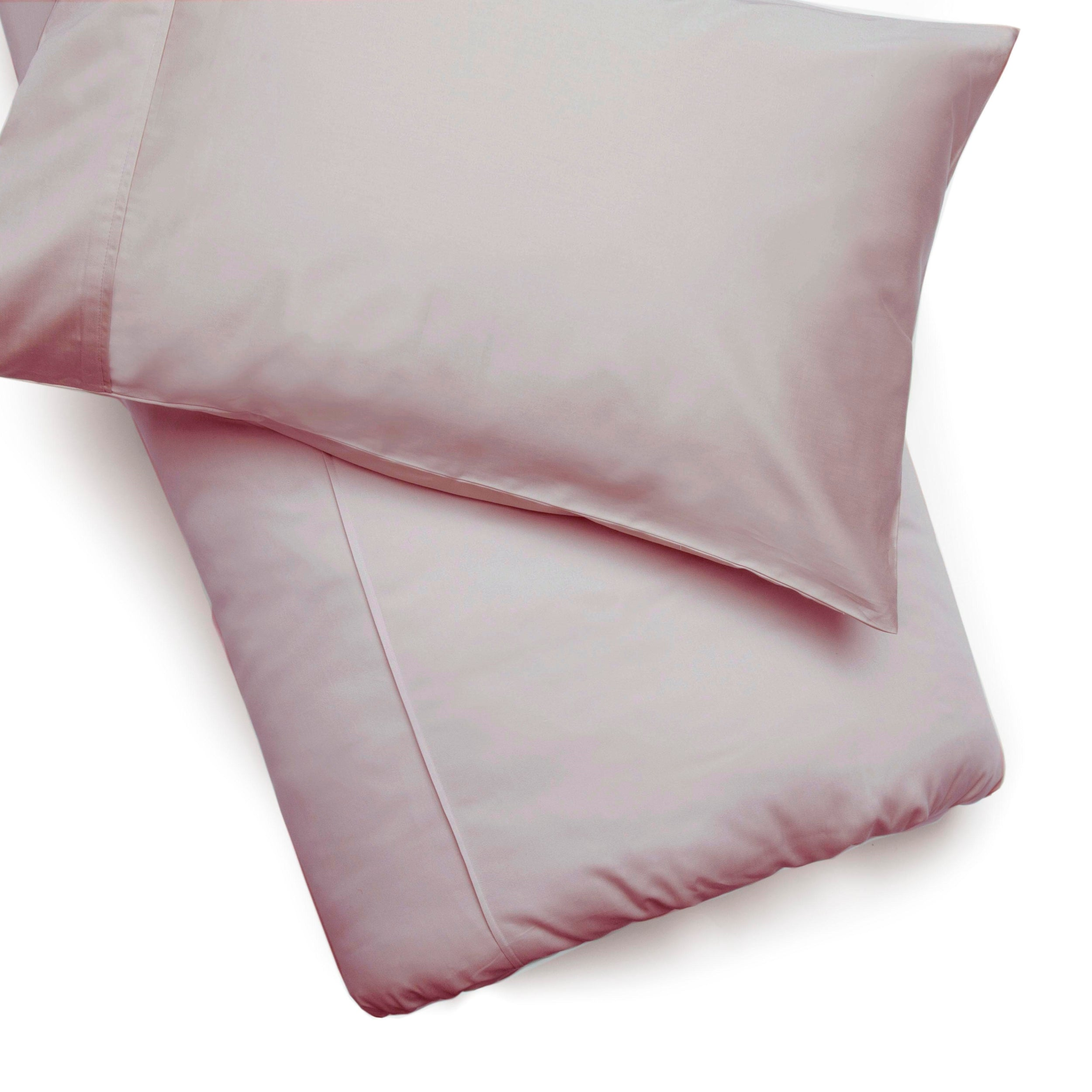 Plain Mulberry Cotton 200 TC Duvet Cover