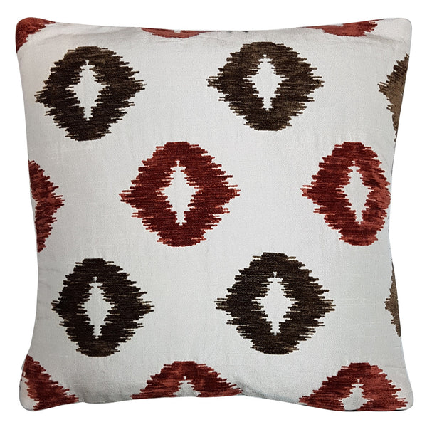 One Of A Kind Chenille 43x43cm Cushion
